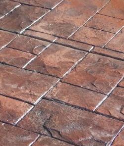 Stamped Concrete Contractors Pepsil Concrete Services